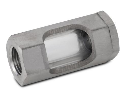Female NPT Stainless Steel Sight Glass