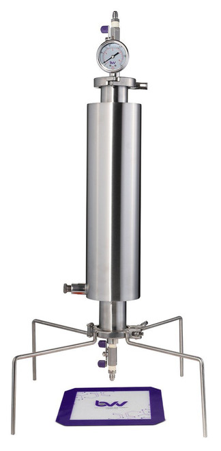 """2"""" Closed Column Pressurized Extractor"""