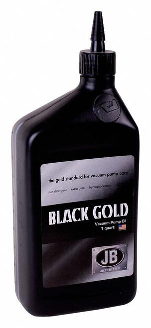 Premium Black Gold Vacuum Pump Oil - Just Better