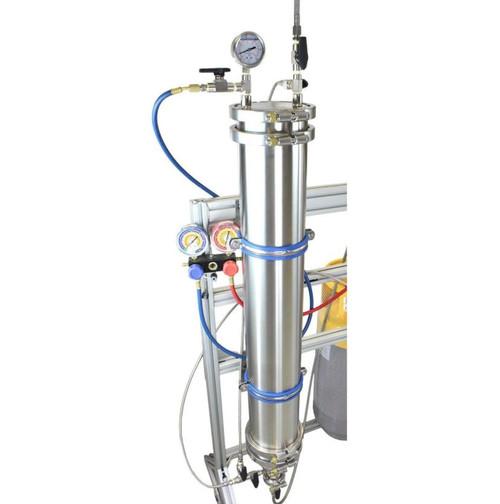 The Icarus 8.5LB True Dewax Bidirectional Closed Loop Extractor
