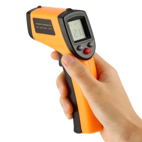 LAX Infrared Laser Thermometer