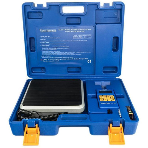 Best Value Vacs Refrigerant Recovery Scale