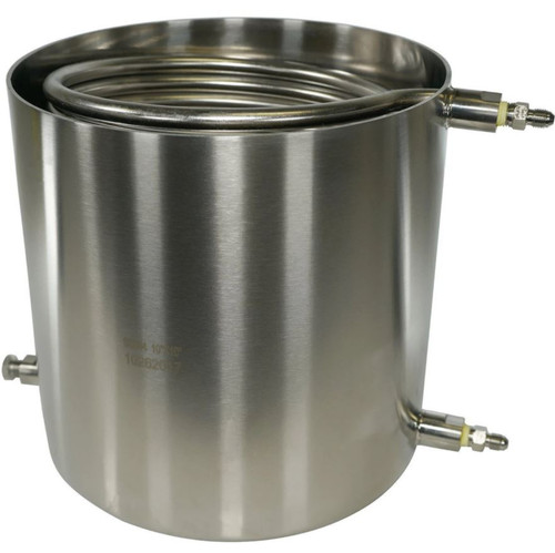Stainless Steel Injection Coil w/ Flare