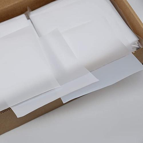 "Oil Slick® Non-Stick Precut Paper 4.5""X 4.5"" - Bulk"