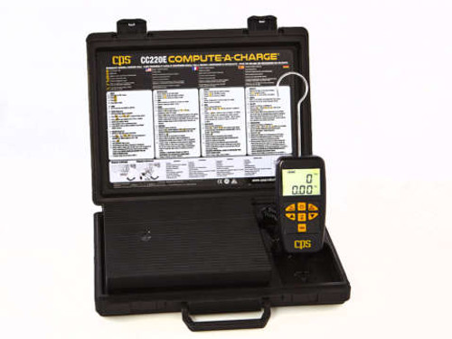 CPS C800A COMPUTE-A-CHARGE Programmable Charging Scale