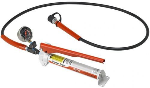 Sasquash P157D: Manual 2-Speed Hand Pump