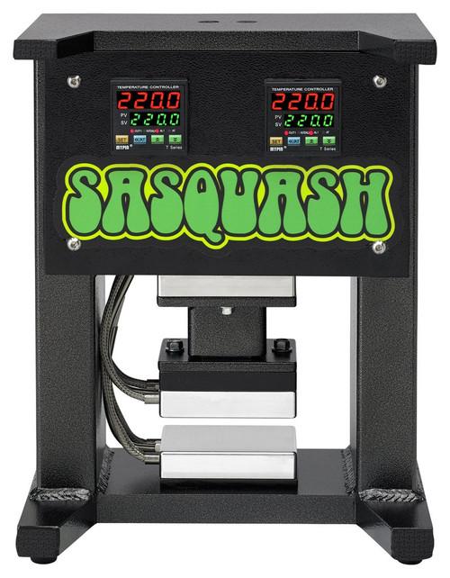 Sasquash Half Squash Rosin Press