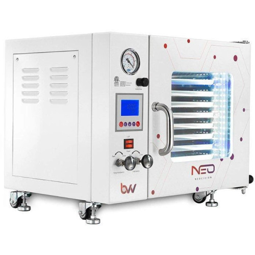 Lab Pack 3 - 1LB Apollo Top Fill Closed Loop Extractor; 0.9CF Vacuum Oven;  4CFM VE225 Series Vacuum Pump
