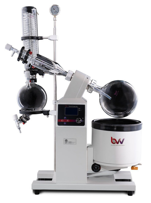5L Neocision ETL Lab Certified Rotary Evaporator Turnkey System