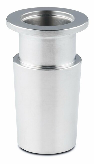 Stainless Steel 24/40 x KF-25 Adapter
