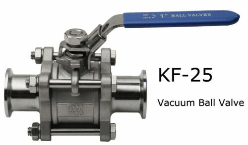 KF-25 Stainless Steel Ball Valve