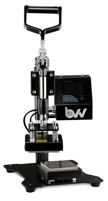 BVV Easy Swing V3 Rosin Press - Dual Heat