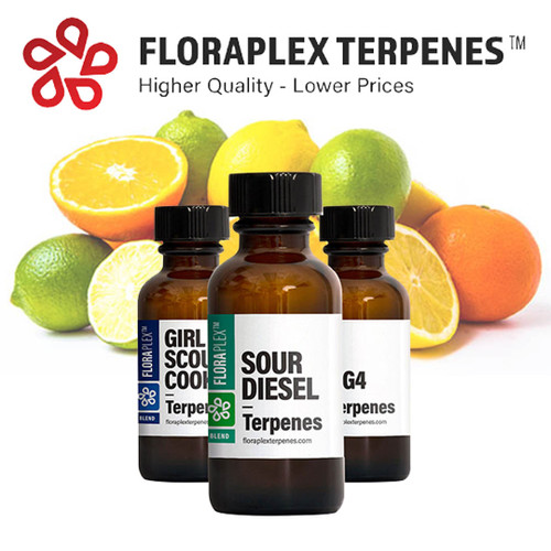 Floraplex Terpenes (Ground Shipping Only)