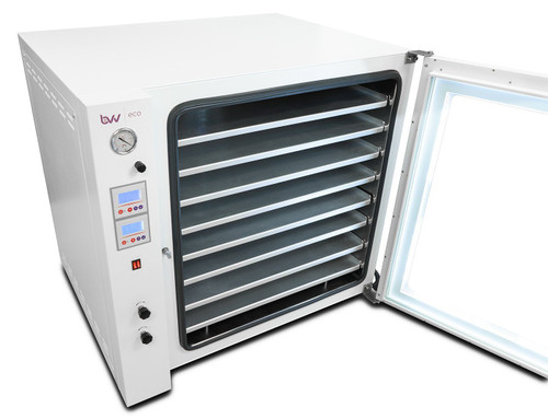 16CF ECO Vacuum Oven - 8 Individually Heated Shelves, LED display, LED's