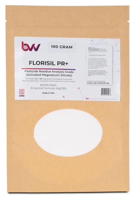 BVV™ FLORISIL PR+ (Pesticide Residue Grade, Myclobutanil Removal, Compare to Magsil-PR)
