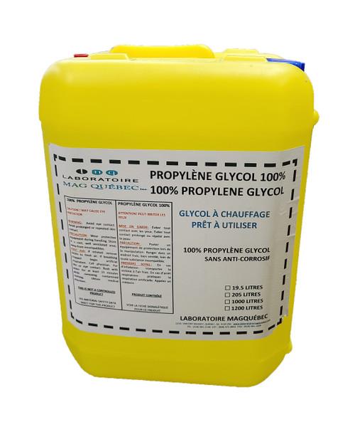 MagQuébec Propylene Glycol- 5 Gallon