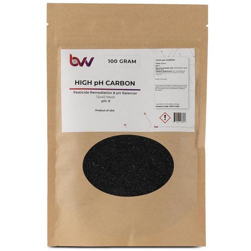 High PH Carbon