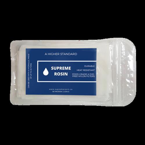Supreme Rosin Bags 100PK