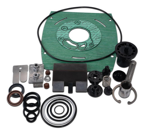 (GREY) Pro Series Vacuum Pump Complete Service Kit (NON-UL Listed)