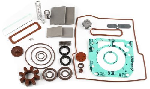 (WHITE) Pro Series Vacuum Pump Complete Service Kit (UL Listed)