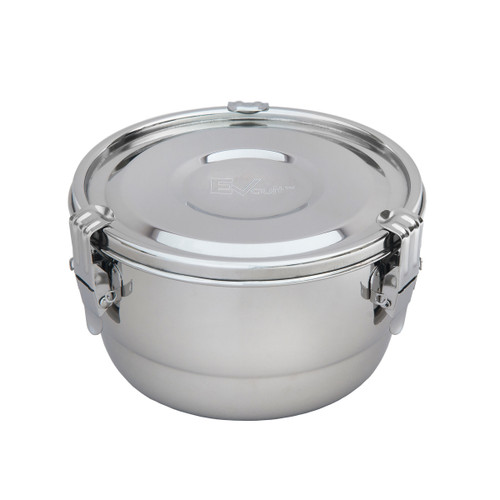 Evault- Stainless Steel Container