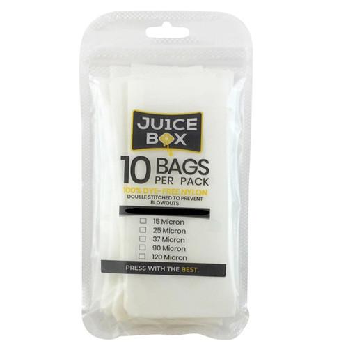 """Rosin Bags (3"""" x 8"""" - 10PK) (Ju1ce Box)"""