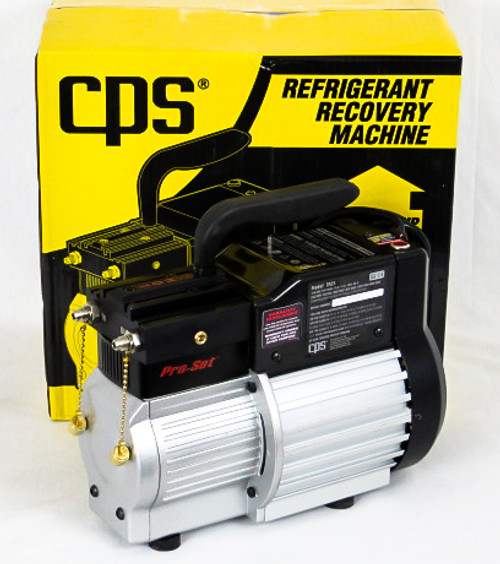 CPS - TRS21 Anti Spark/Explosion Pump/Recovery Pump