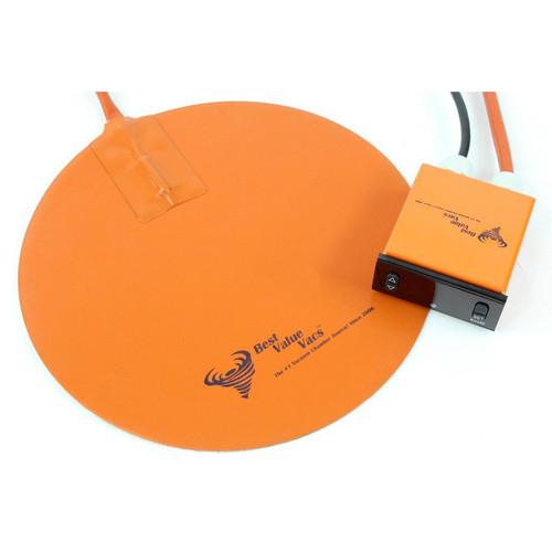 Vacuum Chamber Digital Heat Pad