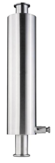 Tri-Clamp Dewaxer Columns