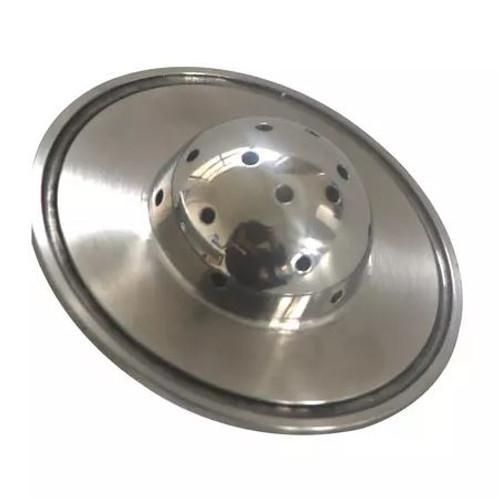 """1/4"""" FNPT Shower Head End Caps"""