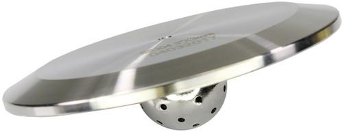 3mm Open Blast Shower Head End Caps