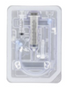 The full kit includes:  1 - MIC-KEY Low-Profile Feeding Tube 1 - MIC-KEY ENFit Extension Set with Right Angle connector and double male ENFit connector – 12in. Length. (available separately 0141-12) 1 - MIC-KEY ENFit Bolus Extension Set with Cath Tip and male ENFIt Straight Connector – 12in. Length. (available separately 0423-12) 1 - 6ml  ENFit Syringe 1 - 35ml ENFit Tip Syringe 4 - Gauze Pads 1 - Directions for Use 1 - Patient Care Guide