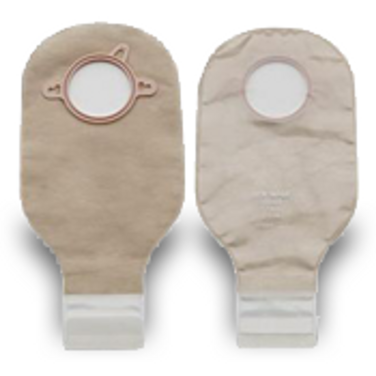 Two-Piece Ostomy Systems