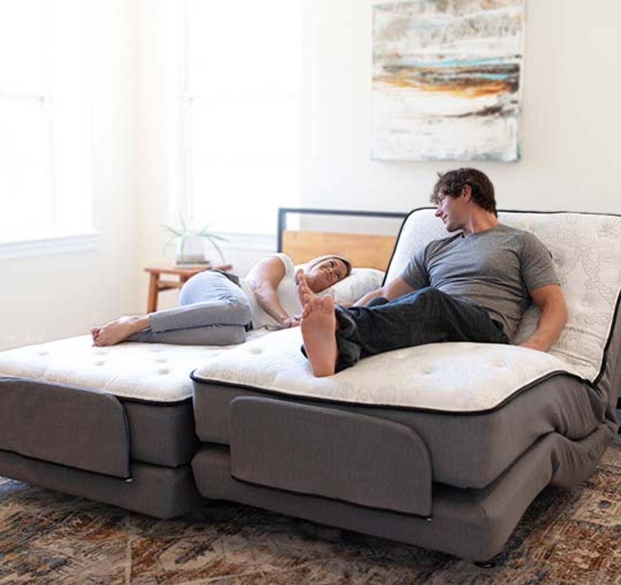 Picture of: Flex A Bed Adjustable Hospital Beds Premier Twin Full Split Queen Split King