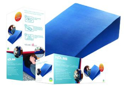 Compressed Premium Foam Bed Wedge
