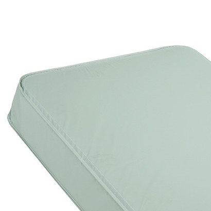 """The Invacare Bariatric Foam Mattress is available in both 42"""" and 48"""" widths x 80""""L x 6.5""""H."""