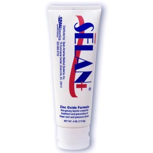 Selan Barrier Cream with Zinc - Tube