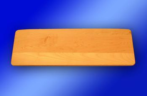 """SafetySure - Solid Maple Transfer Boards - 30"""", Slotted"""