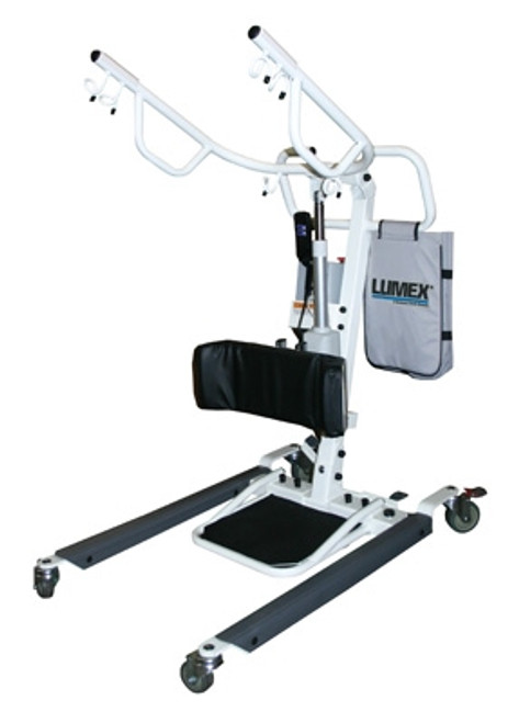 Lumex Bariatric Easy Lift Sit To Stand Patient Lift - Weight Capacity 600 lbs