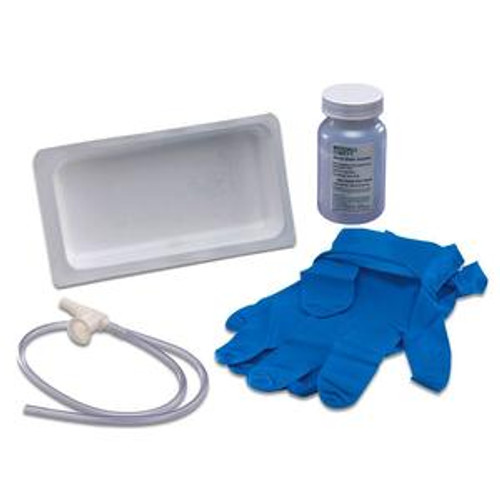 Argyle Suction Catheter Trays with Sterile Water, 10 Fr