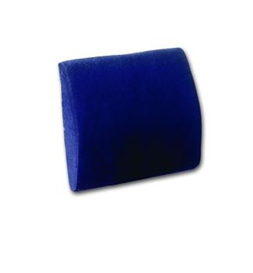 "Memory Foam Lumbar Support Cushion - Lumbar Cushion, 14""W x 13""H"