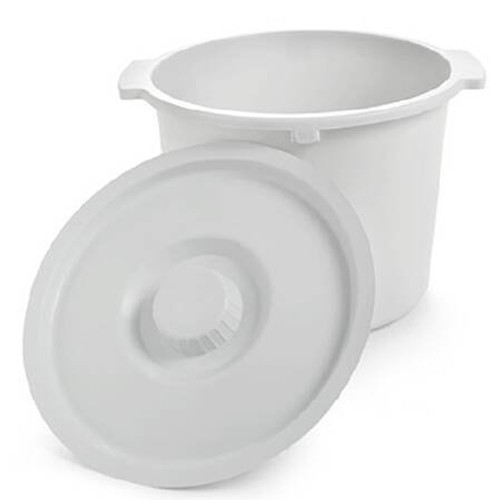 Commode Pail and Lid