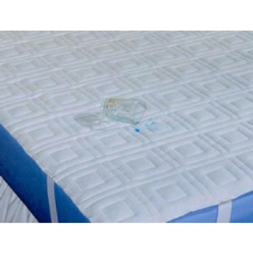 Dignity Quilted Waterproof Mattress Protector - Twin Size