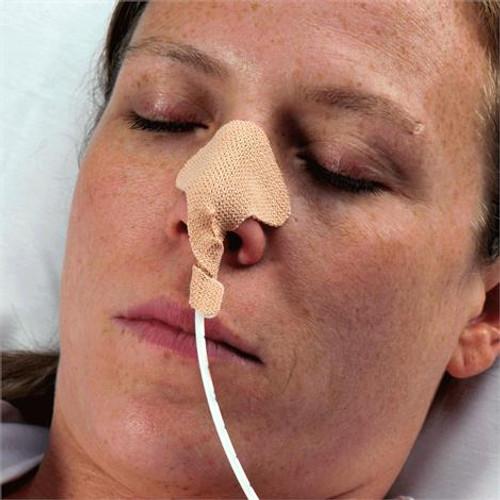 The Dale NasoGastric Tube Holder is ideal for holding nasogastric feeding and aspiration tubes.