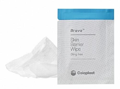 Brava Skin Barrier Wipe (Box of 30)