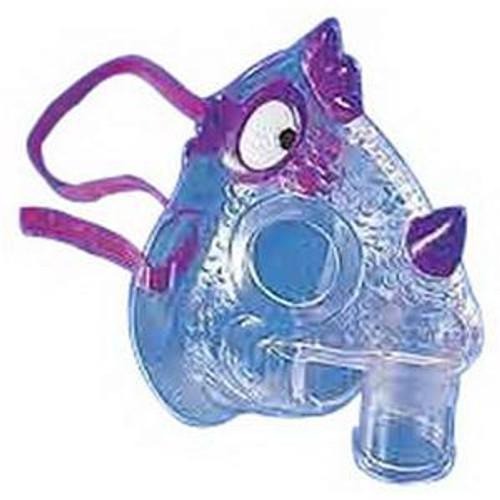 CareFusion AirLife Pediatric Nic the Dragon Aerosol Mask.
