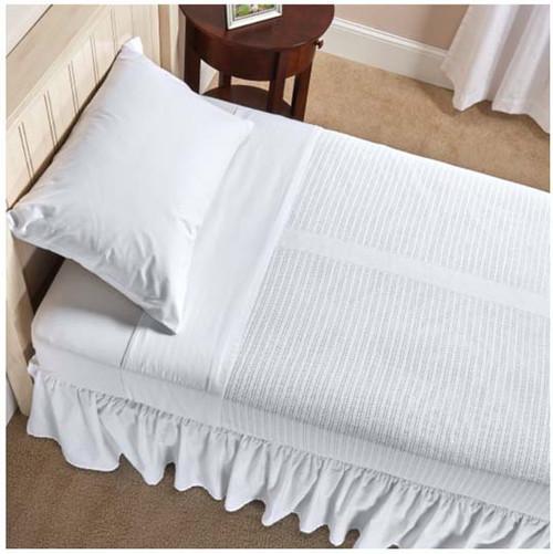 "Salk  Bedmates Home Hospital Bedding Set - 36""W x 80""L"