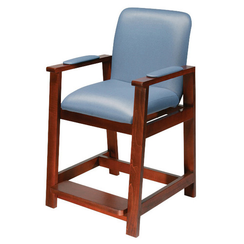 Drive Medical Deluxe Wood Hip-High Chair (Maple)