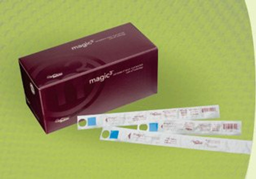Magic3 Antibacterial Intermittent Catheter 14Fr 6 Inch