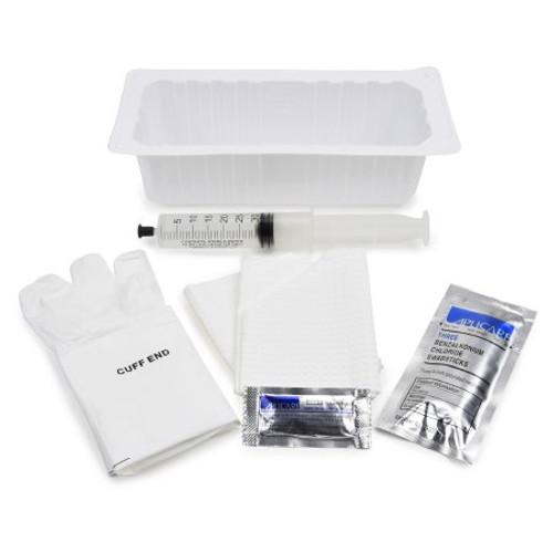 McKesson Indwelling Foley Catheter Kit, Without Catheter